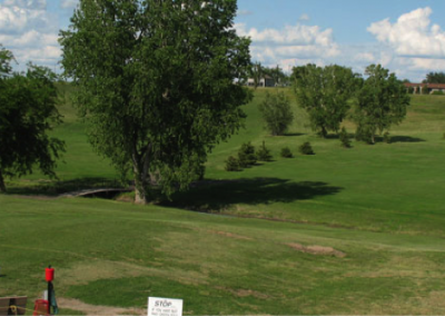 Ash Hollow Golf Course, 433 N. Wilson St. in Blue Hill