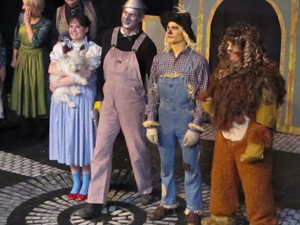 Alice in Wonderland, Harlan County Dam Playhouse