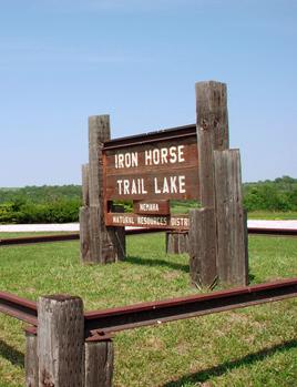 Iron Horse Lake/ Trail