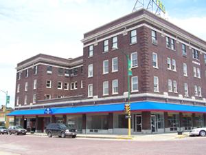 Grand Weaver Hotel, Falls City, NE
